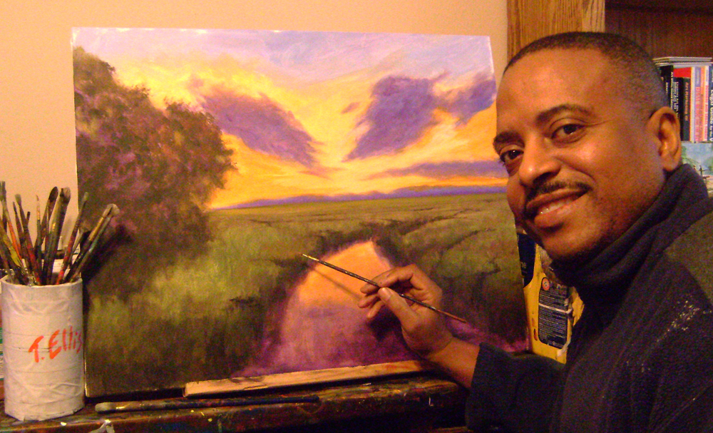 HFAS 2016 – Artist Spotlight – Ted Ellis