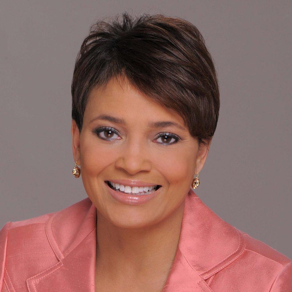 Event Emcee LeeAnn Trotter, NBC 5 Chicago