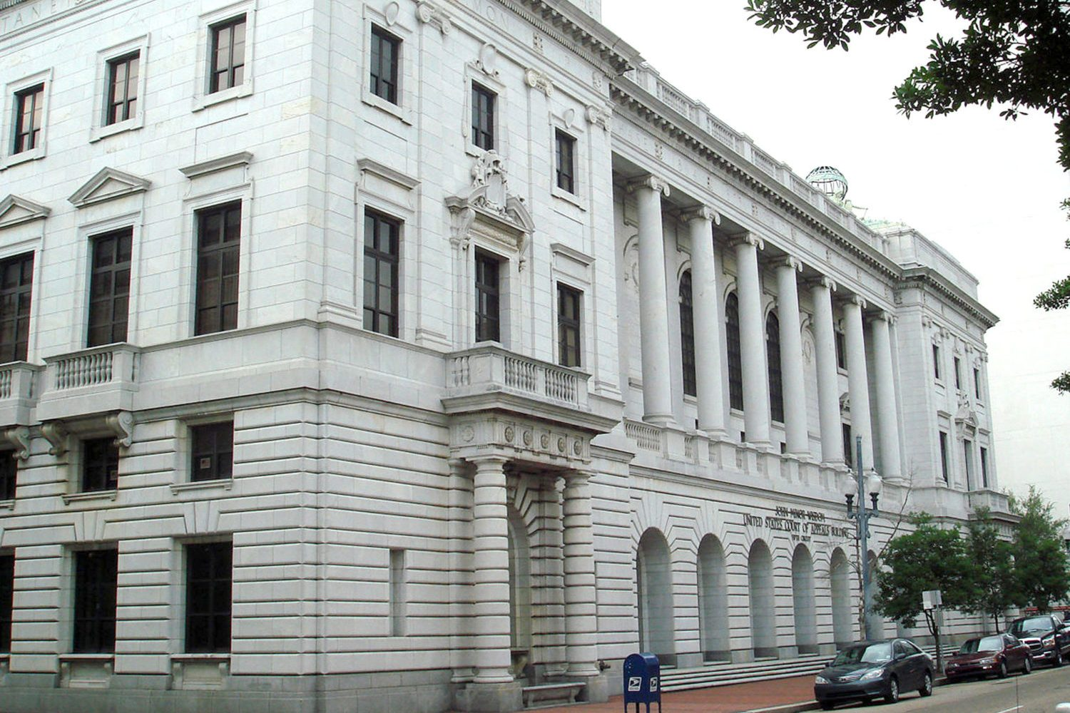 5th Circuit Court Building