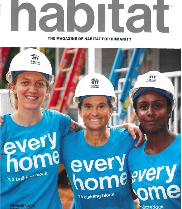 Habitat For Humanity Magazine