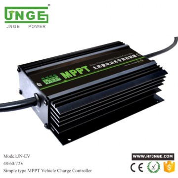 Simple Type Booster MPPT Solar Electric Vehicle Special Controller     Simple type booster MPPT Solar Electric vehicle special controller 48v 60v  72v