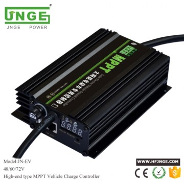 High end Type Booster MPPT Solar Electric Vehicle Special Controller     High end type booster MPPT Solar Electric vehicle special controller 48v  62v 72v