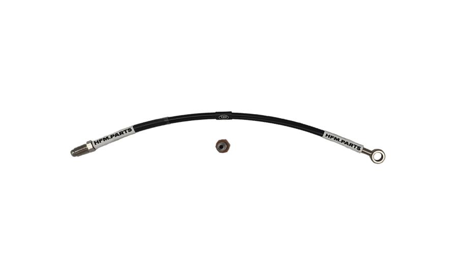 Braided Clutch Line - Hard Line Delete