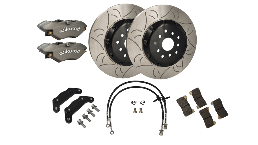 326mm Two Piece Front Rotor Package