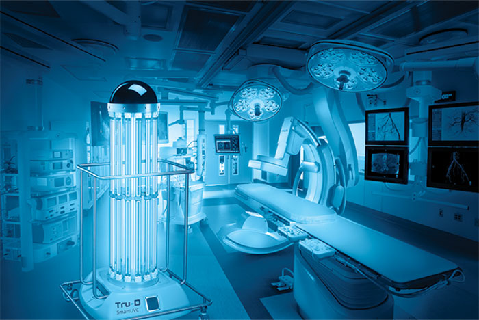 Study Addresses Barriers To Using UV Disinfection 2018