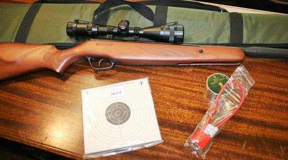 H G Hopkins & Sons - Air rifles for sale, Cheshire