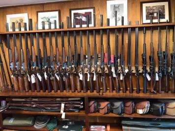 H G Hopkins & Sons - Shotguns & Rifles