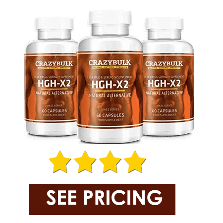 What is HGH x2?