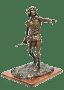Geramino Statue