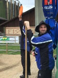 7. Meisterschaftsspiel gegen die HG Bigenthal-Walkringen B @ Hornusserplatz Reinach