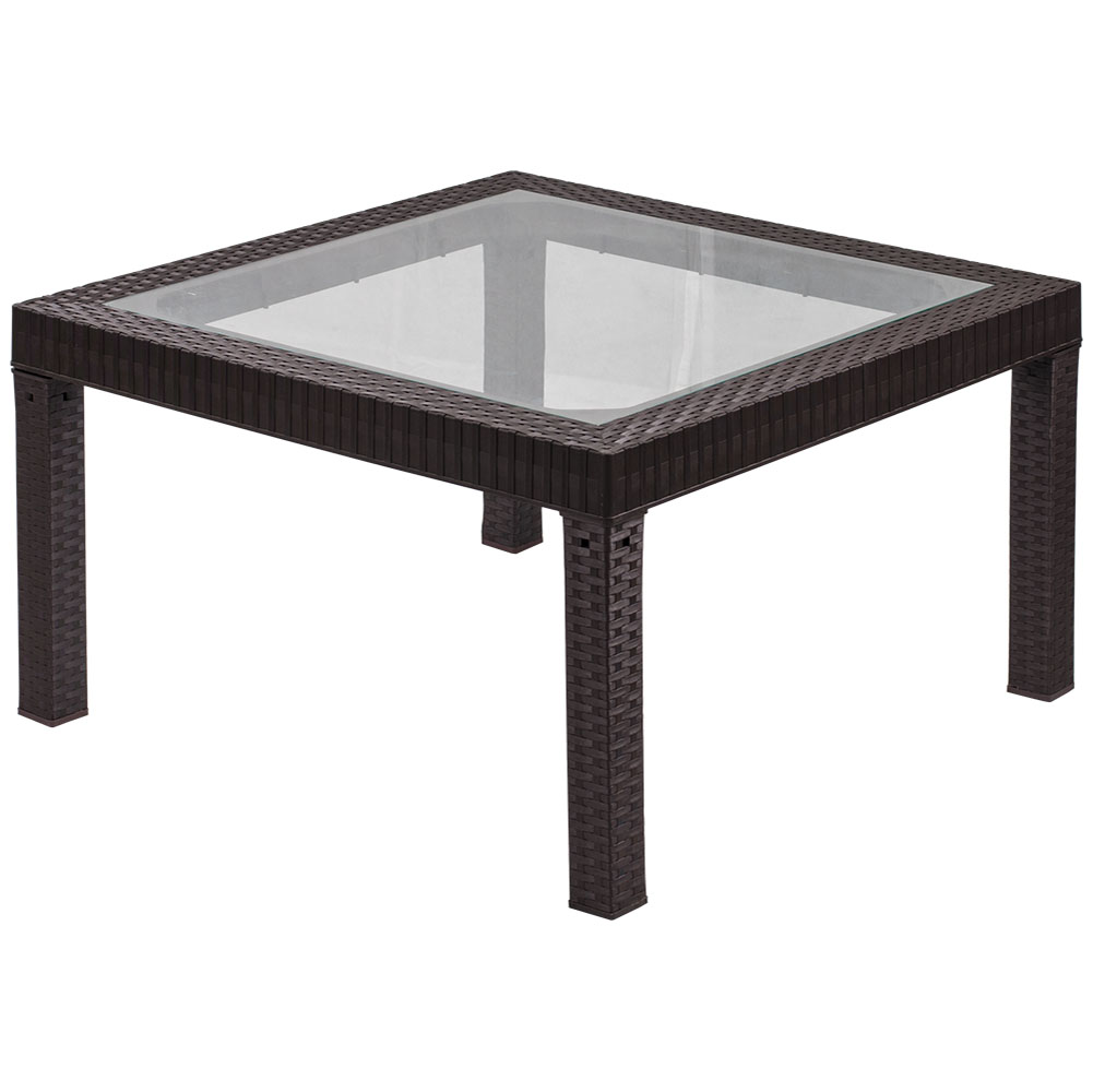 bamboo mini glass table hgs group