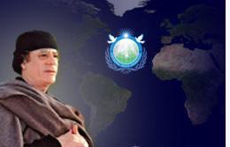 Al Gaddafi speaks!