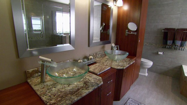 Bathroom Makeover Ideas & Videos