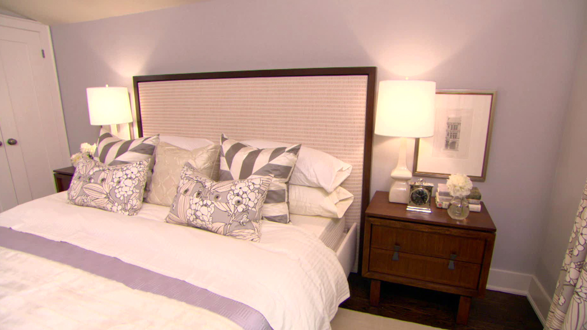 modern bedroom color schemes: pictures, options & ideas | hgtv