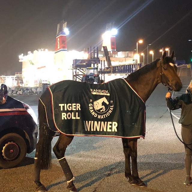 Tiger Roll victory could carry