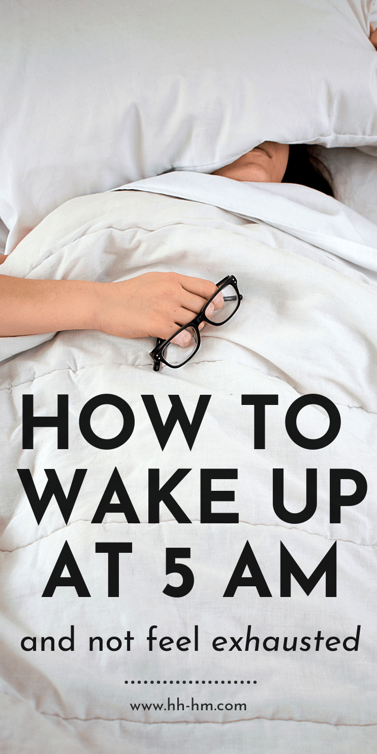 How to wake up at 5 am and how this daily habit has impacted my entire life! Waking up early is a great healthy habit to start, create a morning routine and see how it changes everything!