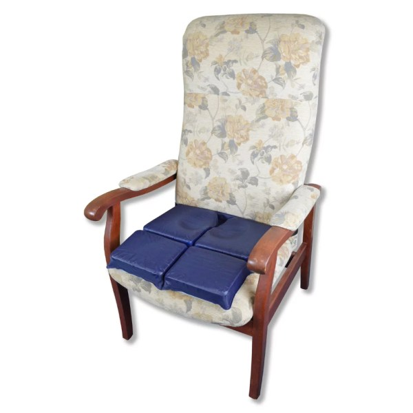 Equazone Cushion in day chair