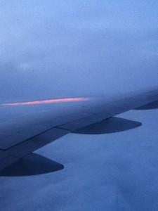 cloud dawn