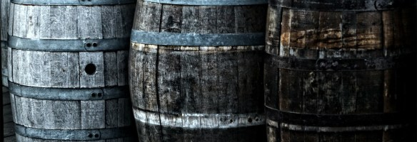 Saturday Shorts: The Pirate and the Barrel