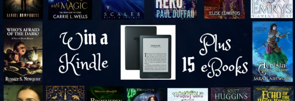 Announcement: Kindle Giveaway!