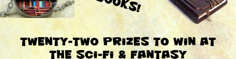 Sci-Fi and Fantasy Spookfest — a Spooktacular Giveaway!