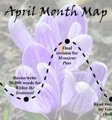 Lieutenant Junior Grade's Log, Entry 22: Final March Month Map, April's Goals