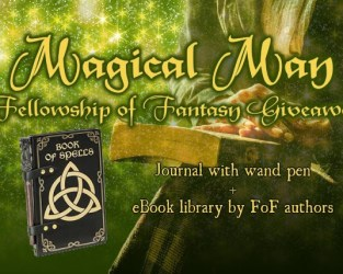 Magical May Giveaway!