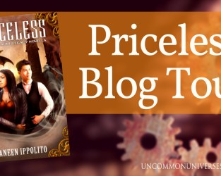 Character Interview: Freckles the Cat-Dragon from Priceless by Janeen Ippolito