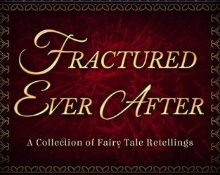 Cover Reveal: Fractured Ever After