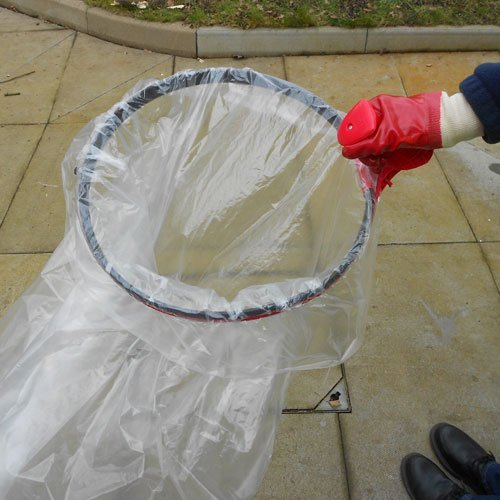Handihoop Pro In Use