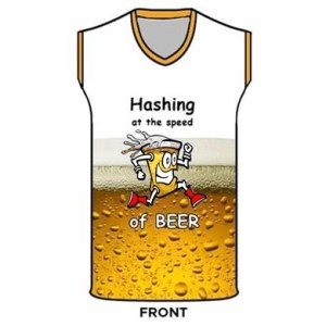 Hashing at the Speed of Beer Sleeveless