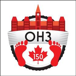 OH3 - Canada's 150th Event