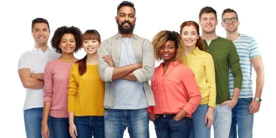 Diverse American population