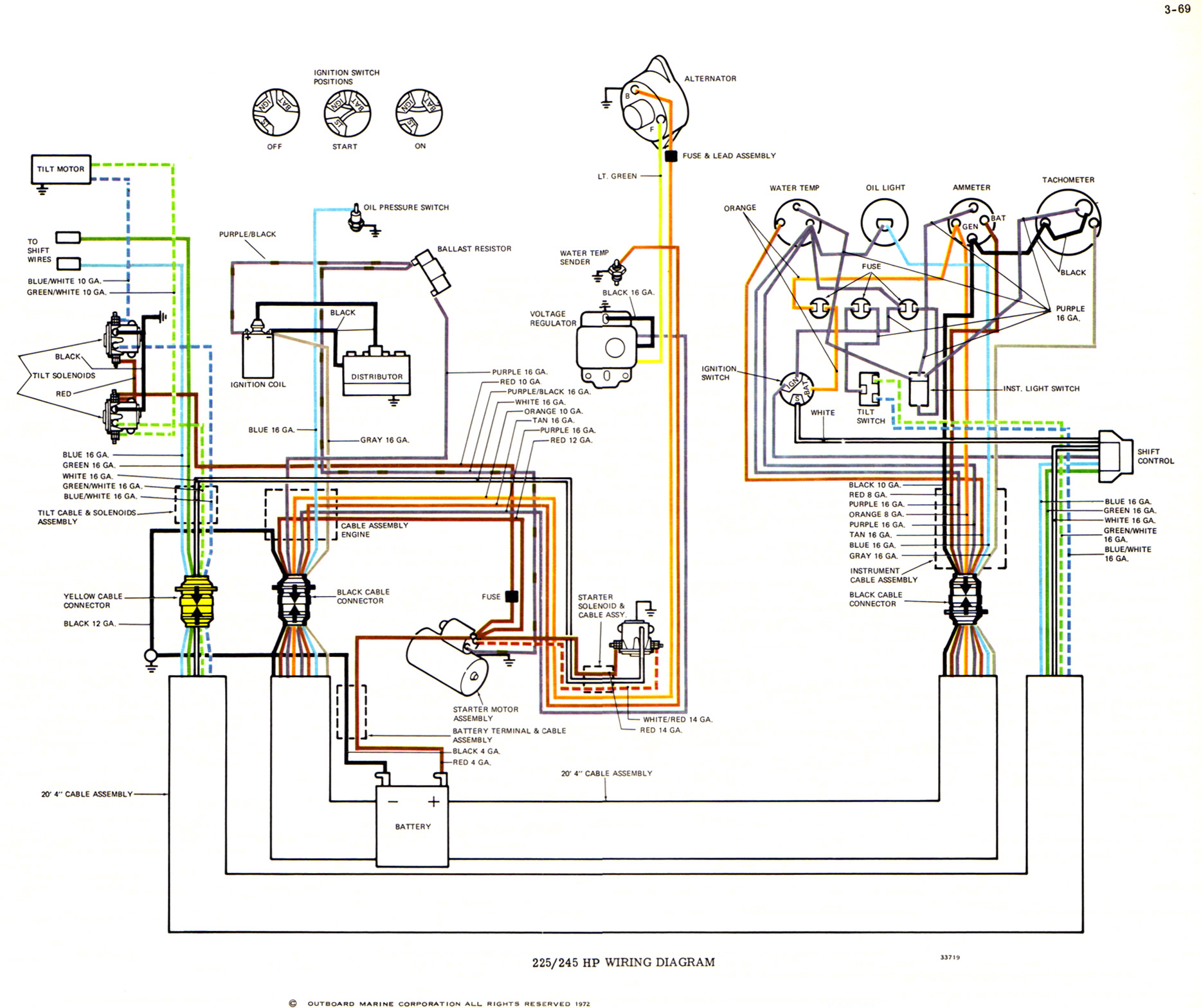 Evinrude 1224 Trolling Motor Wiring Free Download Diagrams Motorguide Wire Diagram Page 1 Iboats Boating Forums 293353 Breathtaking Mercury Thruster Images At