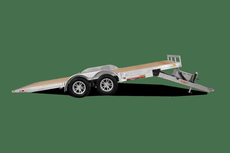 H Amp H Trailers Aluminum Speedloader Tiltbed