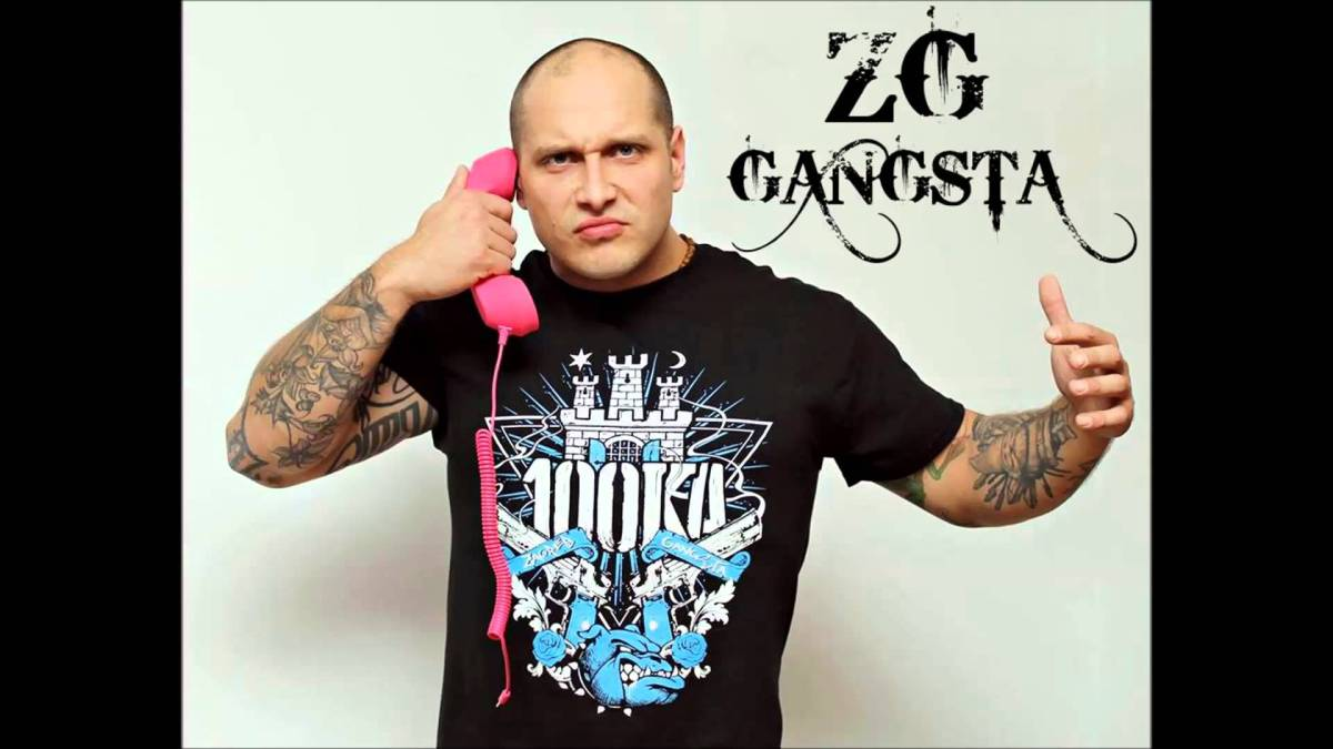Stoka - ZG Gangsta (Full Album)