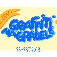 Graffiti na Gradele 2018
