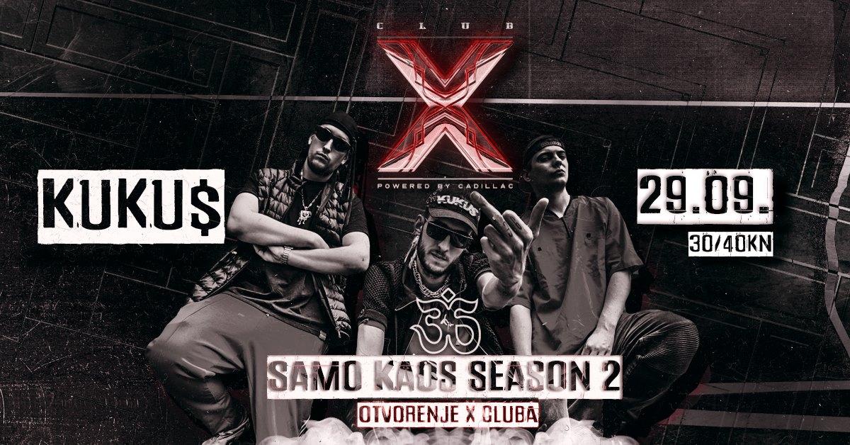 Novo otvorenje u Zagrebu, X-Club