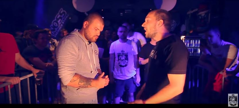 Rap Skillz - Rap Battle - Jantar VS Karizmatik (Video)