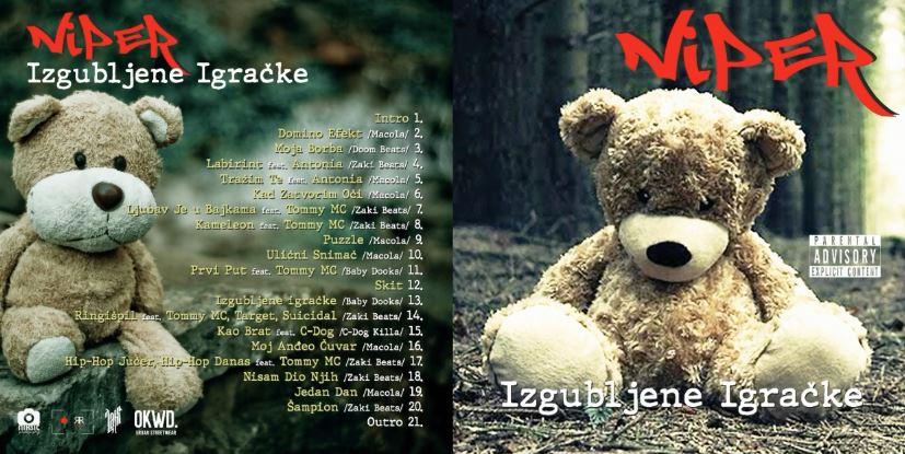 Niper - Izgubljene igračke (Album)