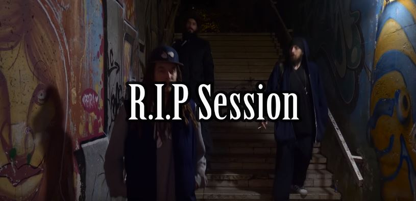 Kriptonit - R.I.P Session (Video)