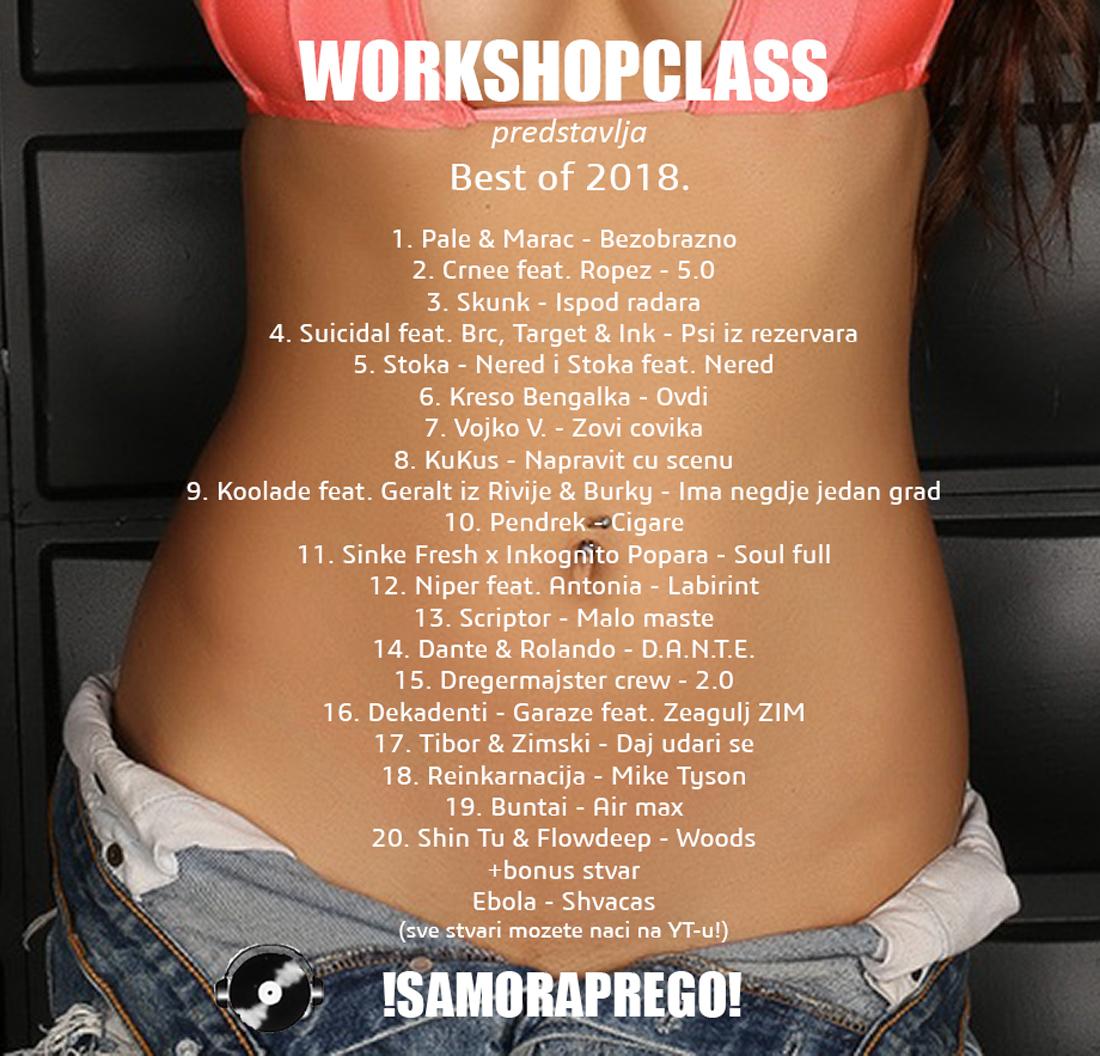 Target predstavlja Workshopclass kompilaciju top 20 ovogodišnjih bengera!