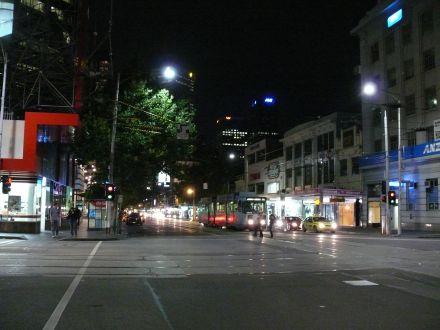 Benny in Australien