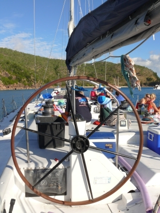 Sailing Whitsundays