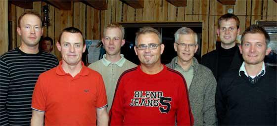 Bestyrelsen HSF 2008