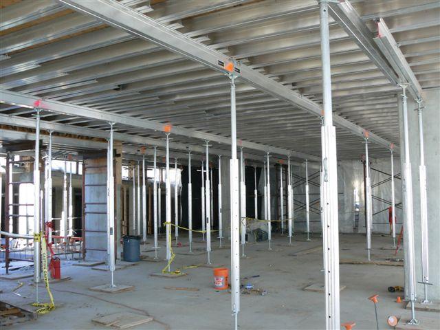 Parking Garage Project In Denver HI LITE Systems Inc