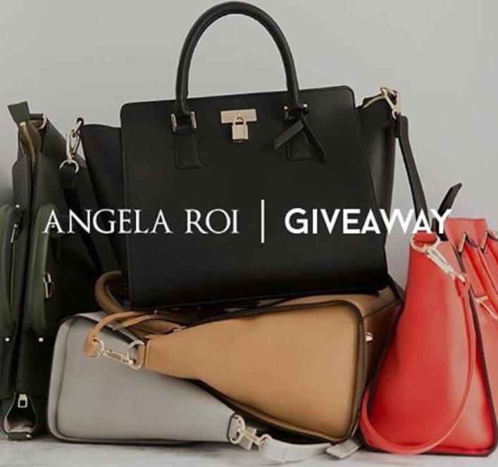 GIVEAWAY: Win a Angela Roi handbag