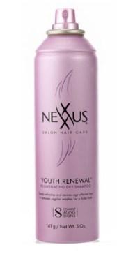 dry hair spray