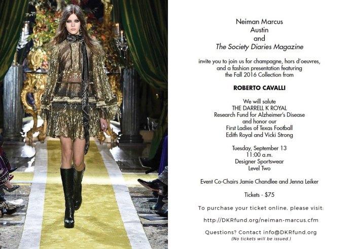 Cavalli Neimans DKR Fund Event