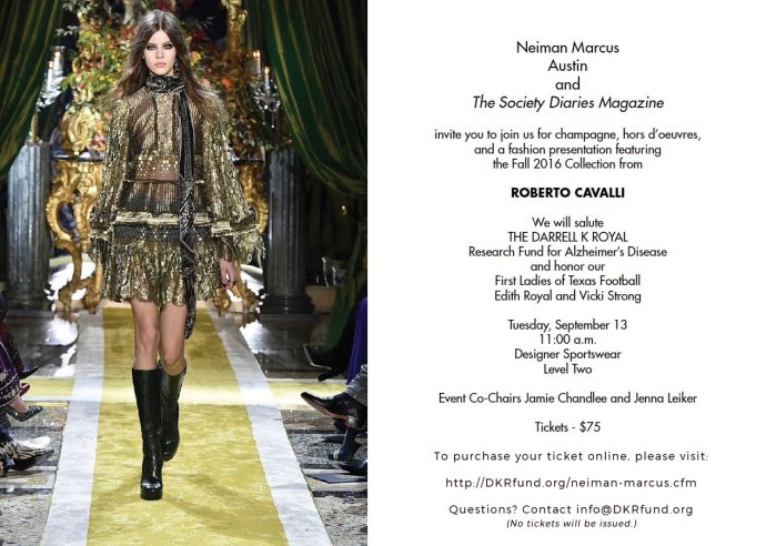 Cavalli Neimans DKR Fund Event